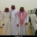 الامير عبدالله بن سعد وحمد السحيمي وحسين الكوري